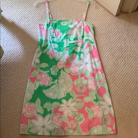 Lilly Pulitzer Dresses & Skirts - Gorgeous and fun lily pulitzer dress